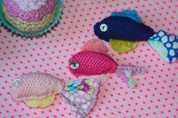 broches poissons