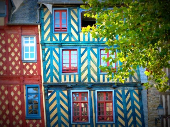 maisons à pans de bois 1