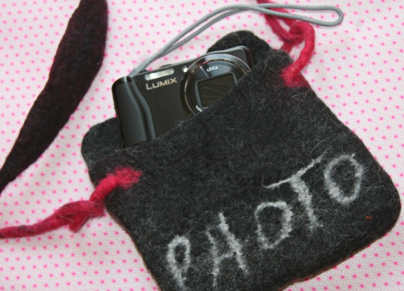 pochette appareil photo
