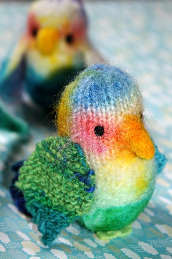 oiseau tricoté 2