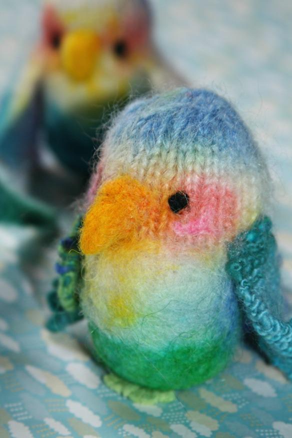 oiseau tricoté 3